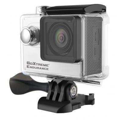 Easypix actiesport camera: GoXtreme Endurance - Wit