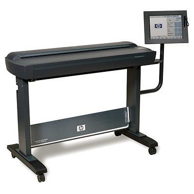 Hp grootformaat printer: Designjet HD Scanner