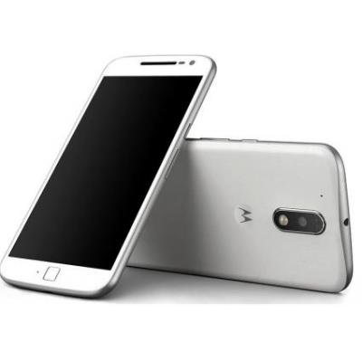 Lenovo smartphone: Moto G Moto G4 Plus - Wit