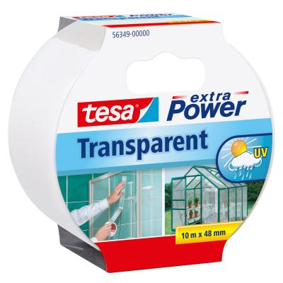 Tesa plakband: extra Power Transparant