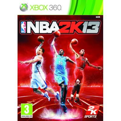 Take-two interactive game: NBA Basketball 2K13, Xbox 360