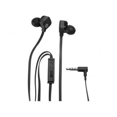 Hp headset: H2310 - Zwart