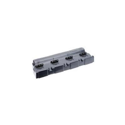 Intermec Battery Charger, Quad, CN2 Oplader - Zwart