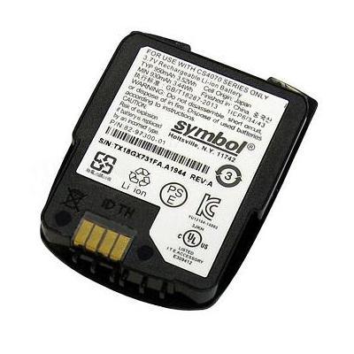 Zebra batterij: BTRY-CS40EAB00-04 - Zwart