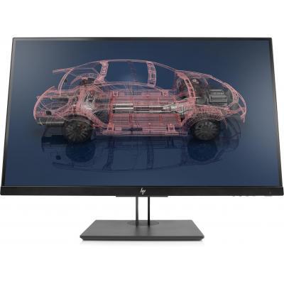 HP monitor: Z27n G2 - Zilver