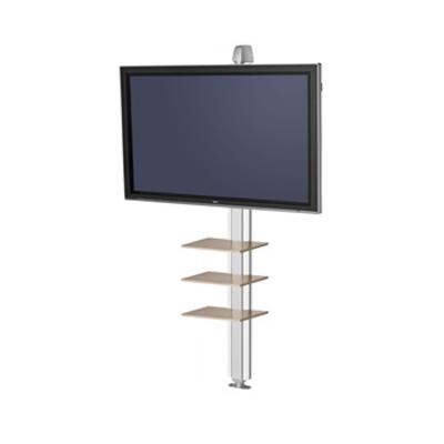 SMS Smart Media Solutions X WFH S1955 W/S Montagehaak - Aluminium, Wit