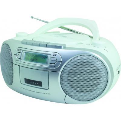 Soundmaster CD speler: SCD7900WE - Wit