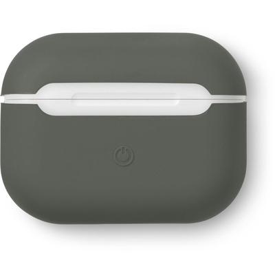 ESTUFF AirPods Pro Silicone Case Koptelefoon accessoire - Olijf