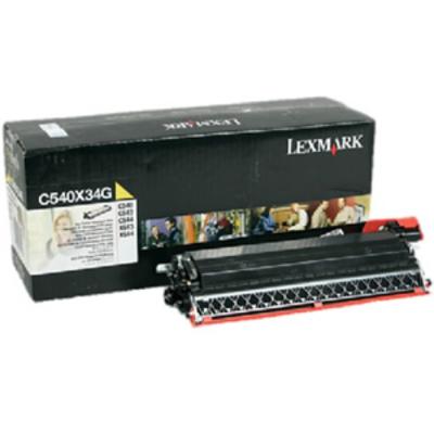 Lexmark C540X34G ontwikkelaar print