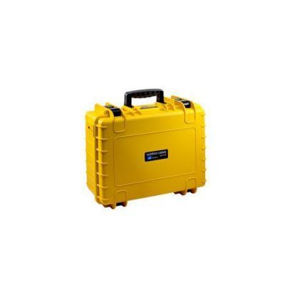 B&W Dustproof, waterproof, polypropylene, yellow