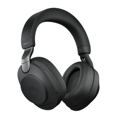 Jabra Evolve2 85, UC Stereo, USB-C Headset - Zwart