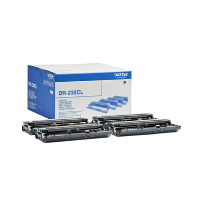 Brother DR-230CL set - 4s CMYK Drum