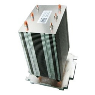 Dell Hardware koeling: 1U CPU Heatsink for PowerEdge R730 withGPU. or CPU with 120W or less - Zilver