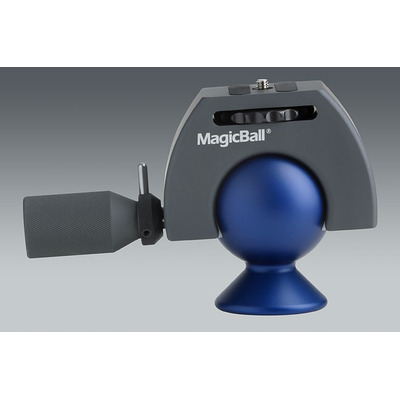 Novoflex statief accessoire: Magic Ball 50 - Grijs