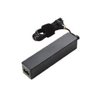 Fujitsu 80W, 19V, 3-pin Netvoeding - Zwart