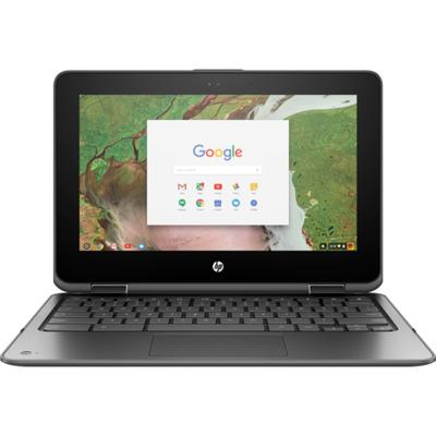 "HP Chromebook x360 11 G1 11,6"" Celeron 8GB RAM 32GB eMMC Laptop - Grijs"
