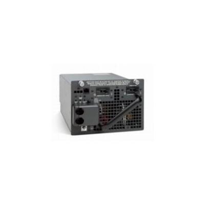Cisco power supply unit: Catalyst 4500 1400 WDC Power Supply with PEM (PoE) - Zwart