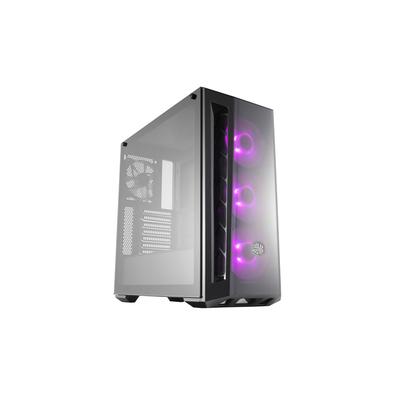 Cooler Master MasterBox MB520 RGB Behuizing - Zwart