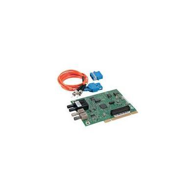 Lexmark printer server: MarkNet N8030 glasvezel Ethernet netwerkkaart