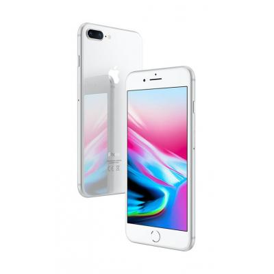 Apple smartphone: iPhone 8 Plus 64GBSilver - Zilver (Refurbished LG)