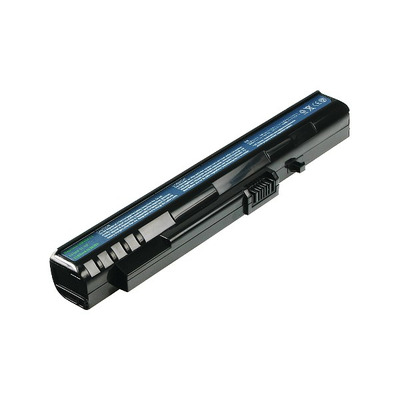 2-Power 2300 mAh, 11.1 V, 25 Wh, f/ Acer Aspire One-A110,A150, Aspire One-D150,D250 Notebook reserve-onderdeel - .....