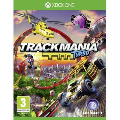 Ubisoft game: TrackMania Turbo  Xbox One