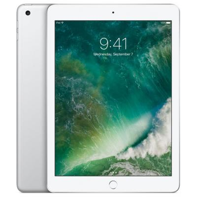 Apple tablet: iPad Wi‑Fi 128 GB Silver - Zilver
