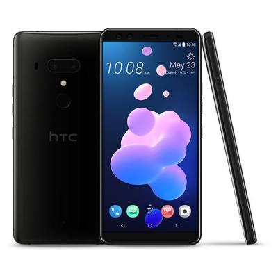 HTC U12+ smartphone - Zwart 64GB