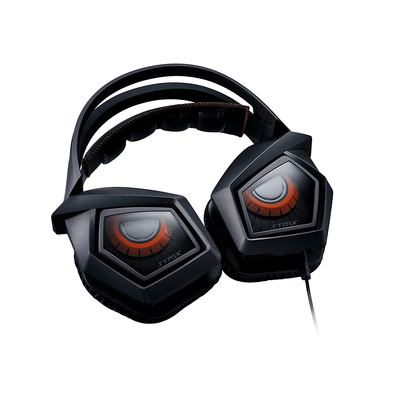 Asus headset: Strix 2.0 - Zwart