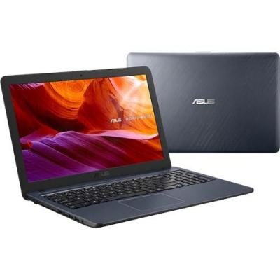 "ASUS VivoBook A543UA-DM2316T 15,6"" i3 4GB RAM 256GB SSD Laptop - Grijs"