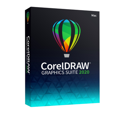 Corel DRAW Graphics Suite 2020 for Mac Graphics/photo imaging software