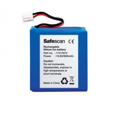 Safescan batterij: LB-105 - Blauw