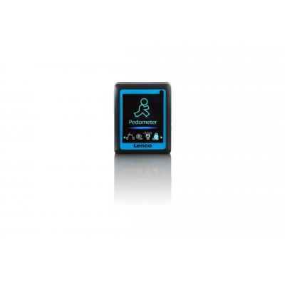Lenco MP3 speler: Podo-152 - Zwart, Blauw