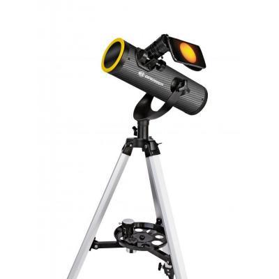 Bresser optics telescoop: Solarix - Zwart, Zilver