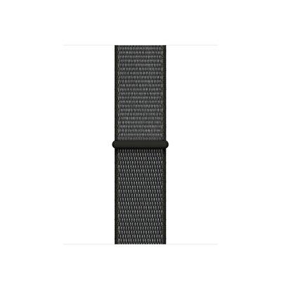 Apple : Geweven sportbandje - Donker olijfgroen (38 mm)