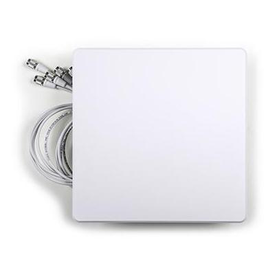Cisco Meraki 2.4/5GHz, 7/6.3dBi, 60°, RP-TNC antenne - Wit