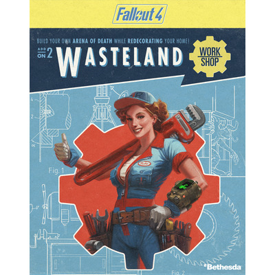 Bethesda : Fallout 4 - Wasteland Workshop