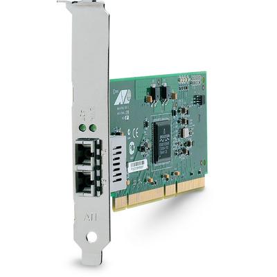 Allied Telesis 1000SX (LC) desktop fiber Gigabit Network Interface Card (PCI-X) Netwerkkaart