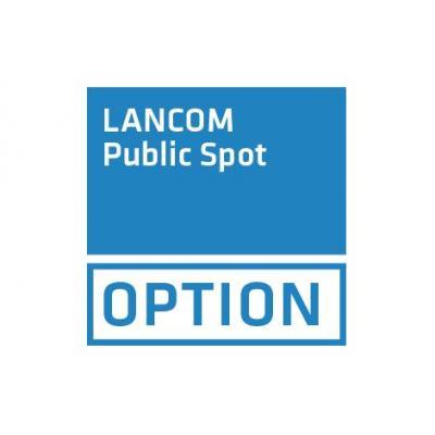 Lancom systems remote access software: Public Spot XL