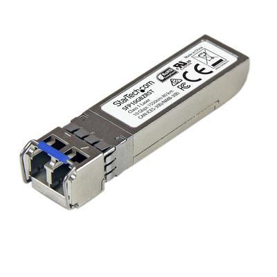 StarTech.com MSA conform 10 Gigabit glasvezel SFP+ transceiver module 10GBase-ZR SFP+ SM LC 80 km 1550nm .....