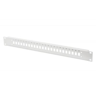 Assmann electronic patch panel accessoire: DN-96207-AL - Wit