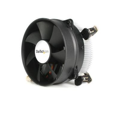 Startech.com Hardware koeling: 95mm Socket T 775 CPU Koelventilator met Heatsink - Zwart