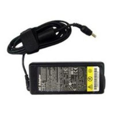 Lenovo netvoeding: AC-Adapter 20V, 65W, 3-Pin - Zwart