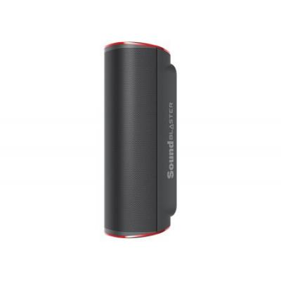 Creative labs draagbare luidspreker: Sound Blaster Free - Zwart