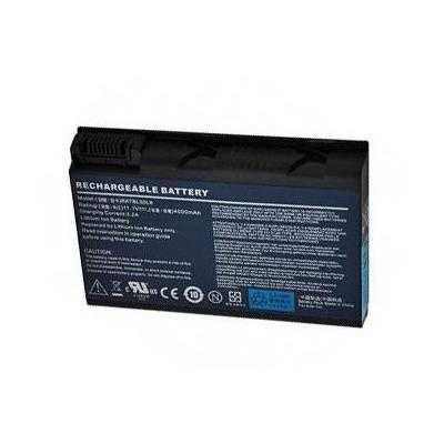 Acer batterij: Battery Li-ion Original - Zwart
