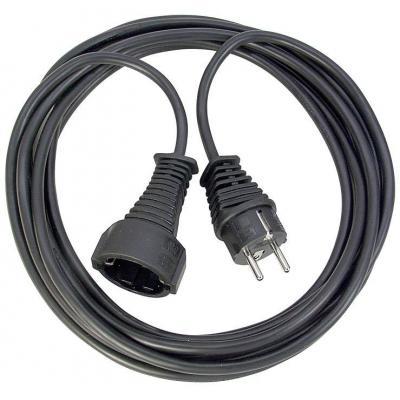 Brennenstuhl electriciteitssnoer: 1165430 - Zwart