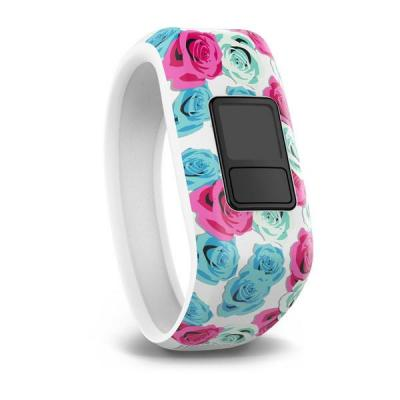 Garmin Real Flower - Blauw, Roze, Wit
