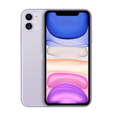 Apple iPhone 11 Smartphone - Paars 256GB