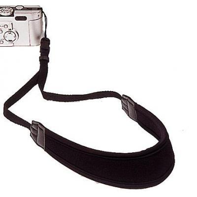 Kaiser fototechnik camera kit: Neopren Camera Strap - Zwart