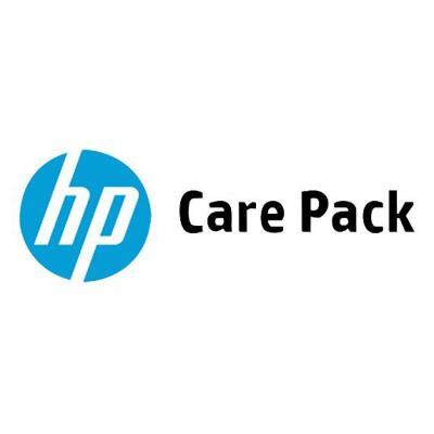 Hewlett Packard Enterprise H2XX7E aanvullende garantie